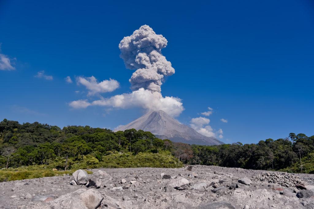 Understanding Big Data on Volcanic Eruptions