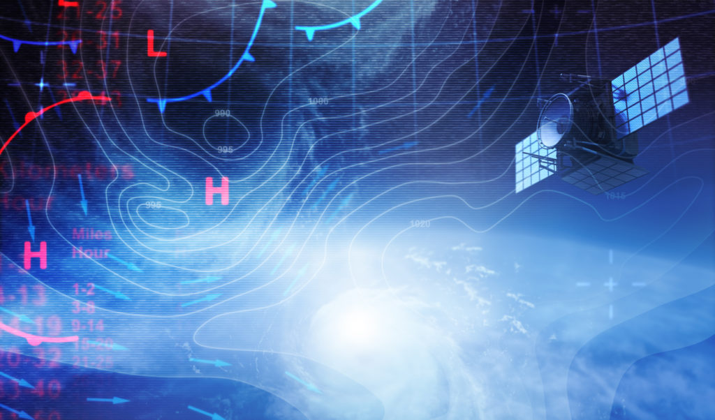 AI Helps the Meteorological Industry