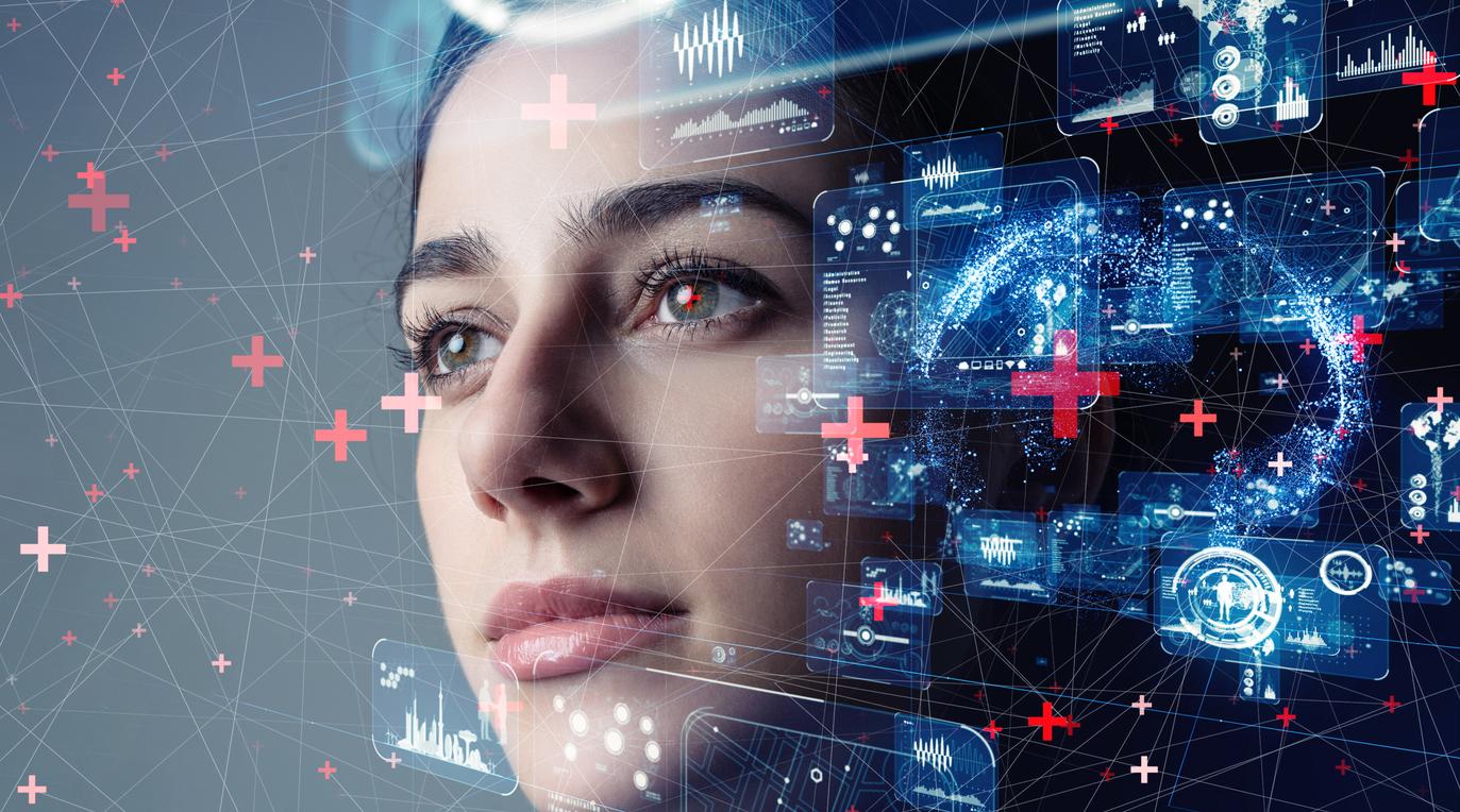 AI Screening through Eyes