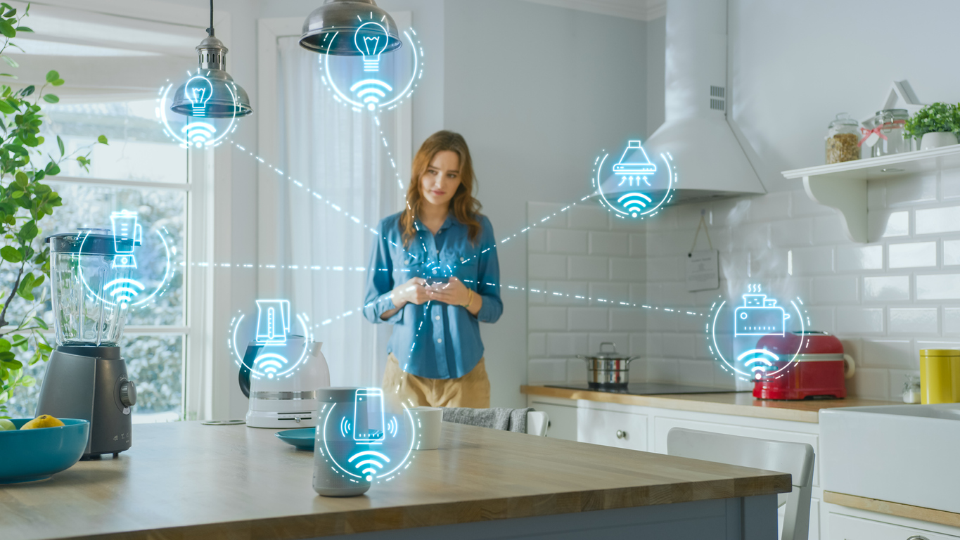 AI for Smart Homes