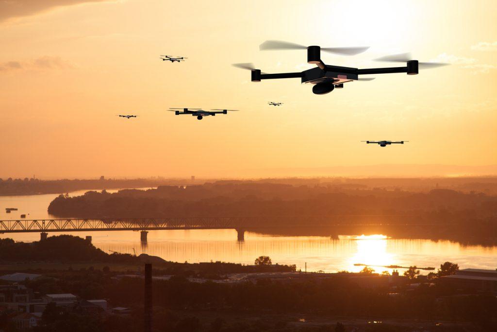 AI in drones
