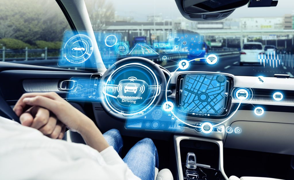 AI within electric cars